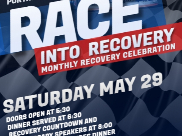 Race into Recovery Saturday, May 29